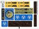 Part No: 70010stk01  Name: Sticker Sheet for Set 70010 - (14423/6039487)