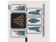 Part No: 70124stk01  Name: Sticker Sheet for Set 70124 - (15683/6053074)