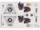 Part No: 70145stk01  Name: Sticker Sheet for Set 70145 - (17717 / 6075209)