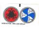 Part No: 7018stk01  Name: Sticker Sheet for Set 7018 - (54208/4277640)