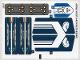 Part No: 70312stk01a  Name: Sticker Sheet for Set 70312 - International Version - (24450/6132765)