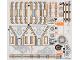 Part No: 70317stk01  Name: Sticker Sheet for Set 70317 - (24384/6132402)