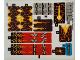 Part No: 70321stk01  Name: Sticker Sheet for Set 70321 - (25470/6139808)