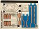 Part No: 70351stk01  Name: Sticker Sheet for Set 70351 - (29011/6170894)