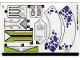 Part No: 70355stk01  Name: Sticker Sheet for Set 70355 - (33970/6192495)