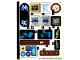 Part No: 70430stk01  Name: Sticker Sheet for Set 70430 - (67025/6293284)
