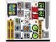 Part No: 70432stk01  Name: Sticker Sheet for Set 70432 - (67027/6293294)