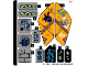 Part No: 70433stk01  Name: Sticker Sheet for Set 70433 - (68992/6309165)