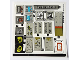 Part No: 70435stk01  Name: Sticker Sheet for Set 70435 - (68996/6309167)