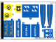 Part No: 70614stk01  Name: Sticker Sheet for Set 70614 - (33394/6186794)