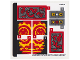 Part No: 70626stk01  Name: Sticker Sheet for Set 70626 - (28991/6170754)