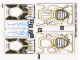 Part No: 70723stk01  Name: Sticker Sheet for Set 70723 - (16054/6056960)