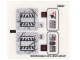 Part No: 70726stk01  Name: Sticker for Set 70726 - (16058/6056964)