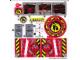 Part No: 70750stk01a  Name: Sticker for Set 70750 - International Version - (19568/6100360)