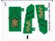 Part No: 70755stk01a  Name: Sticker Sheet for Set 70755 - International Version - (19572/6100371)