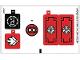 Part No: 70756stk01a  Name: Sticker for Set 70756 - International Version - (19575/6100374)