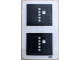 Part No: 709stk02  Name: Sticker for Set 709 - Sheet 2, Torso Stickers (4585)