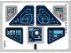 Part No: 71200stk01b  Name: Sticker Sheet for Set 71200 - North American Version - (23760/6124789)