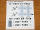 Part No: 7198stk01  Name: Sticker Sheet for Set 7198 - (86428/4550263)