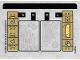Part No: 72001stk01  Name: Sticker Sheet for Set 72001 - (36775/6213677)