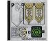 Part No: 72005stk01  Name: Sticker Sheet for Set 72005 - (36975/6214704)