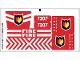 Part No: 7207stk01  Name: Sticker for Set 7207 - (89167/4570667)