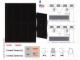 Part No: 7468stk01  Name: Sticker for Set 7468 - Sheet 1, Saturn V Moon Mission (47264/4205508)