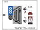 Part No: 75037stk01b  Name: Sticker Sheet for Set 75037 - North American Version - (17986/6078401)