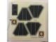 Part No: 75038stk01b  Name: Sticker Sheet for Set 75038 - North American Version - (17992/6078408)