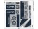 Part No: 75046stk01  Name: Sticker Sheet for Set 75046 - (16420/6060177)