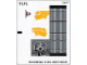 Part No: 75048stk01a  Name: Sticker Sheet for Set 75048 - International Version - (18481/6083458)