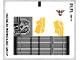Part No: 75048stk01b  Name: Sticker Sheet for Set 75048 - North American Version - (18483/6083459)