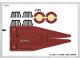 Part No: 75051stk01b  Name: Sticker Sheet for Set 75051 - North American Version - (17622/6074577)