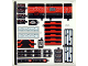 Part No: 75190stk01  Name: Sticker Sheet for Set 75190 - (34997/6200004)