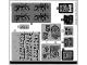 Part No: 75810stk02  Name: Sticker for Set 75810 Sheet 2 (64018/6277170)