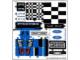 Part No: 75875stk01  Name: Sticker Sheet for Set 75875 - (24762/6141875)