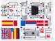 Part No: 75912stk01a  Name: Sticker Sheet for Set 75912 Sheet 1 - International Version - (19247/6097428)