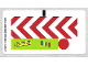 Part No: 7592stk01  Name: Sticker Sheet for Set 7592 - (88146/4566038)
