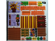 Part No: 75978stk04  Name: Sticker Sheet for Set 75978, Sheet 4 - (69369/6315084)