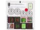 Part No: 76023stk02  Name: Sticker for Set 76023 - Sheet 2 (17688/6075063)