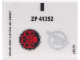 Part No: 76030stk01a  Name: Sticker for Set 76030 - International Version - (20696/6108126)