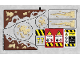 Part No: 76037stk01b  Name: Sticker for Set 76037 - Solid Color Background Version - (21431/6116456)