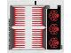 Part No: 76048stk01a  Name: Sticker Sheet for Set 76048 - International Version - (25694/6142261)