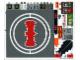 Part No: 76052stk01a  Name: Sticker Sheet for Set 76052 - International Version - (26423/6150149)