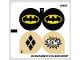 Part No: 76053stk01a  Name: Sticker for Set 76053 - International Version - (26145/6145897)