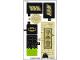 Part No: 76056stk01b  Name: Sticker Sheet for Set 76056 - North American Version - (27048/6154841)