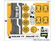 Part No: 76059stk01a  Name: Sticker Sheet for Set 76059 - International Version - (27070/6155066)