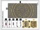 Part No: 76060stk01b  Name: Sticker Sheet for Set 76060 - North American Version - (27275/6157499)
