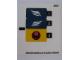 Part No: 76065stk01a  Name: Sticker Sheet for Set 76065 - International Version - (25916/6143838)