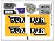Part No: 76067stk01b  Name: Sticker Sheet for Set 76067 - North American Version - (27250/6157259)